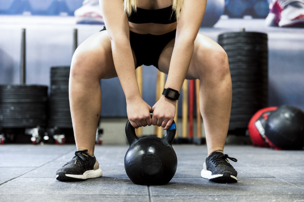 What is a kettlebell swing good for