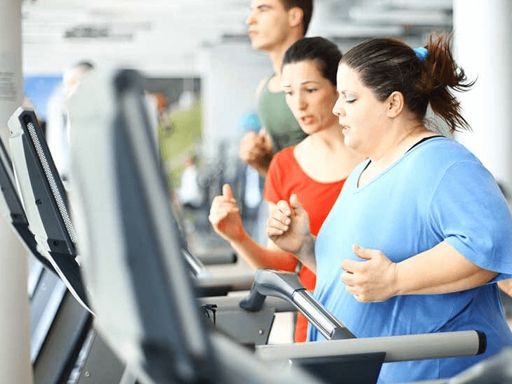 Workout 6 days a week is great for weight loss but the diet counts too